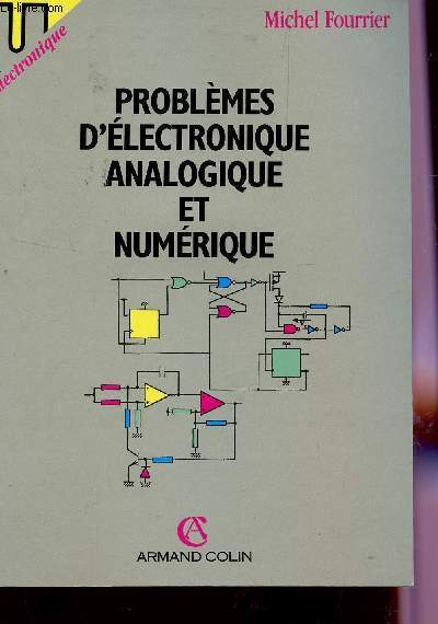 Problemes D Electrique Analogique Et Numerique