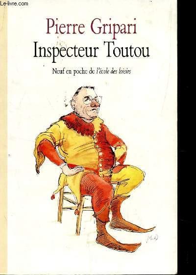 INSPECEUR TOUTOU 'PIECE EN 1 ACTE) - CRAC!  DANS LE SAC! (PIECE POUR MARIONNETTES) / COLLECTION NEUF EN POCHE.
