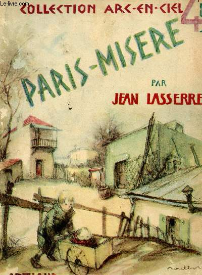 PARIS MISERE / COLLECTION ARC EN CIEL.