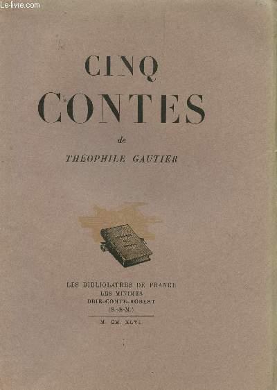 CINQ CONTES.