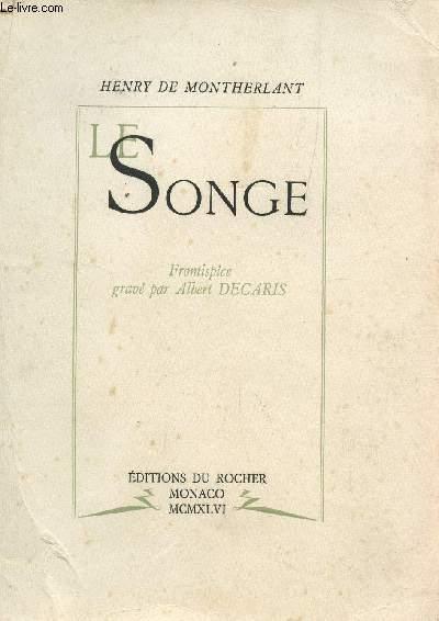 LE SONGE.