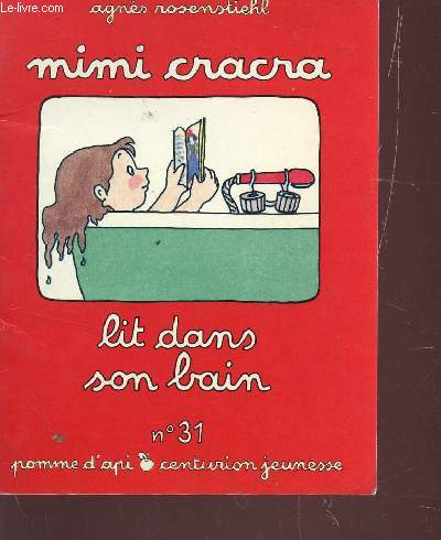 MIMI CRACRA LIT DANS BAIN - N°31.