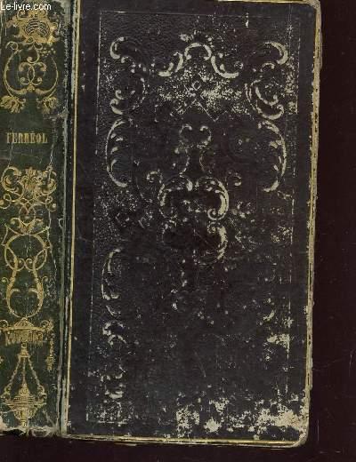FERREOL OU LES PASSIONS VAINCUES PAR LA RELIGION  /  4 GRAVURES  SOUS ACIER / TROISIEME EDITION.