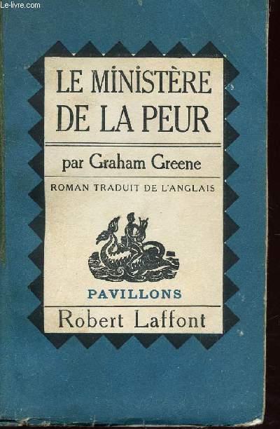 LE MINISTERE DE LA PEUR.