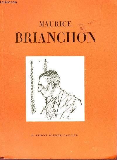 MAURICE BRIANCHON.