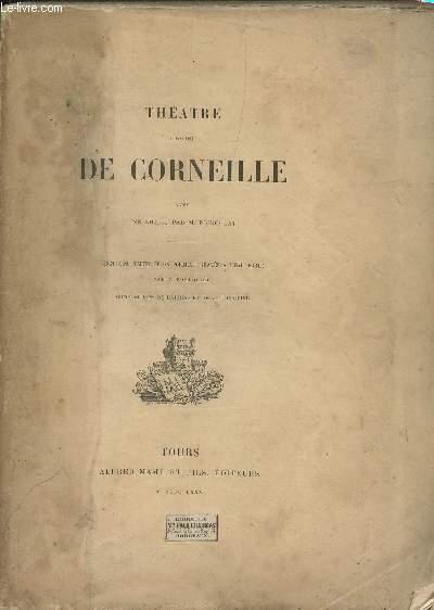 THEATRE CHOISI DE CORNEILLE.