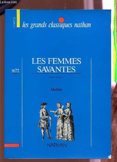 LES FEMMES SAVANTES - TEXTE INTEGRAL / COLLECTION