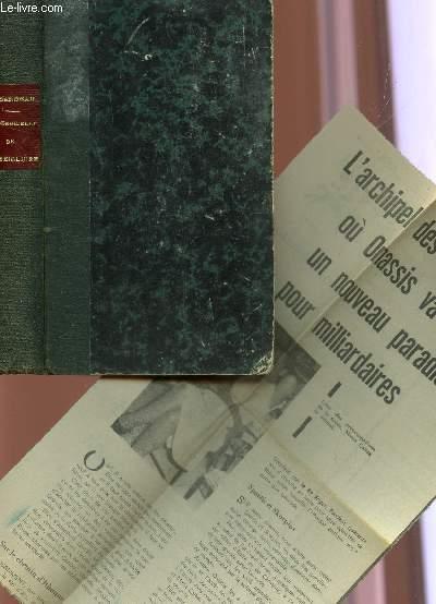 MADEMOISELLE DE LA SEIGLIERE / TREISIEME EDITION.