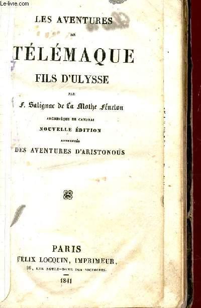 LES AVENTURES DE TELEMAQUE, FILS D'ULYSSE.