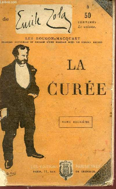 LA CUREE - TOME II / COLLECTION
