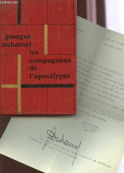 LES COMPAGNONS DE L'APOCALYPSE.