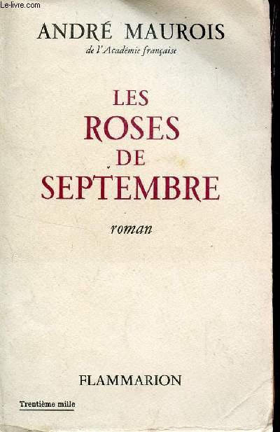 LES ROSES DE SEPTEMBRE.