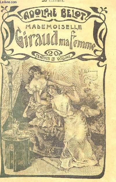 MADEMOISELLE GIRAUD MA FEMME - N°1.