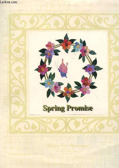 SPING PROMISE.