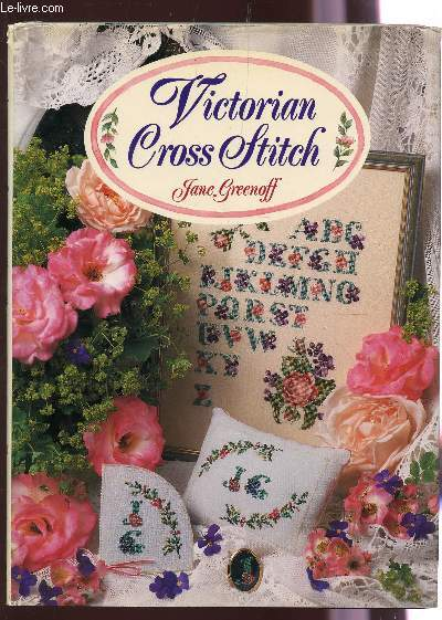 VICTORIAN CROSS STITCH.