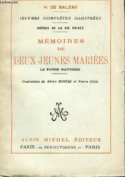 MEMOIRES DE DEUX JEUNES MARIEES - LA FAUSSE MAITRESSE / COLLECTION