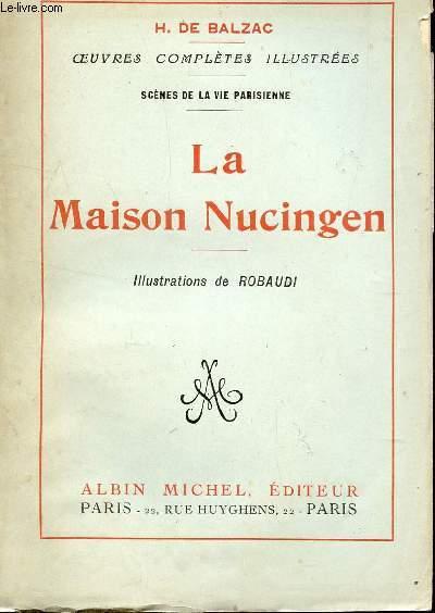 LA MAISON NUCINGEN/ COLLECTION