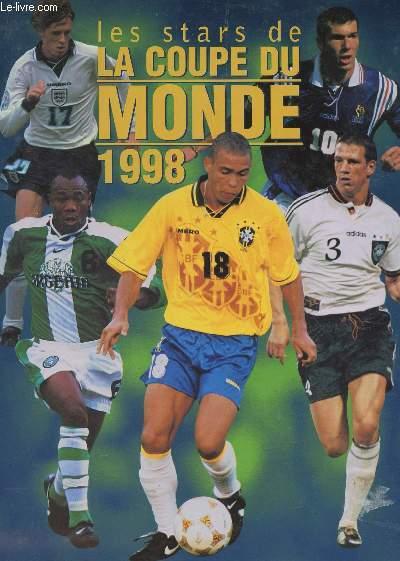 LES STARS DE LA COUPE DU MONDE 1998.