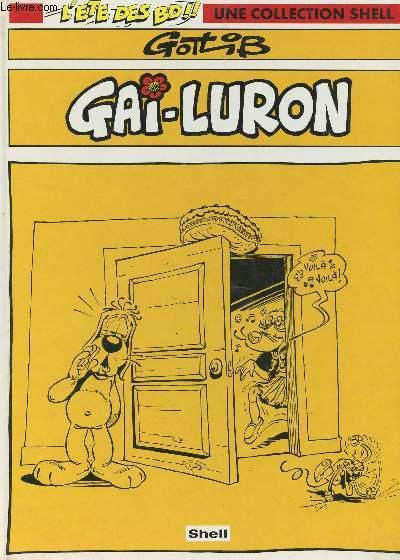 GAI LURON / L'ETE DES BD, UNE COLLECTION SHELL.