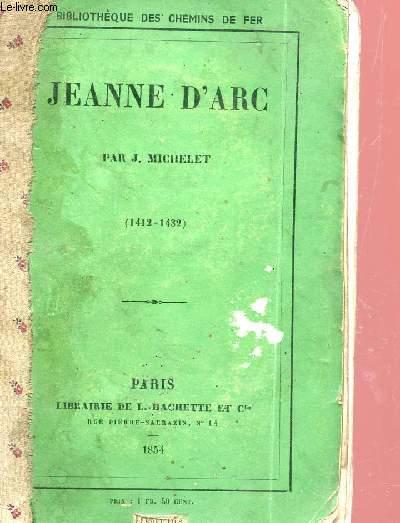 JEANNE D'ARC (141-1432) / BIBLIOTHEQUE DES CHEMINS DE FER.