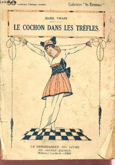 LE COCHON DANS LES TREFLES / COLLECTION