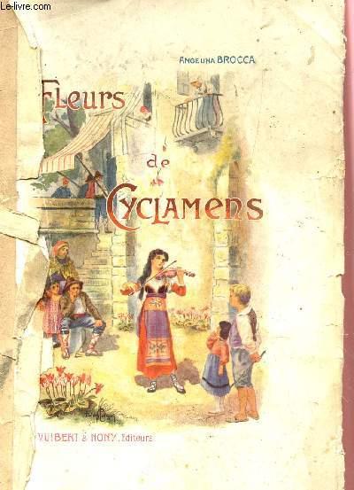 FLEURS DE CYCLAMENS - RECITS POUR LES ENFANTS.