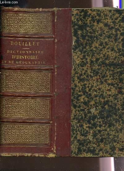DICTIONNAIRE UNIVERSEL D'HISTOIRE ET DE GEOGRAPHIE