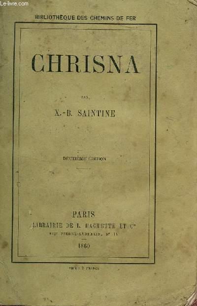 CHRISTINA / BIBLIOTHEQUE DES CHEMINS DE FER.