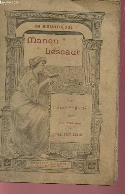 MANON LESCAUT -