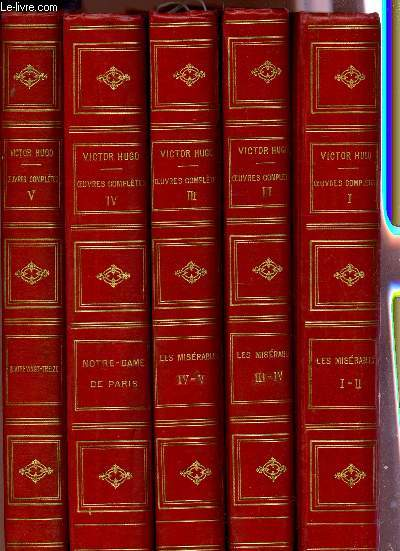 OEUVRES COMPLETES - EN 18 VOLUMES.