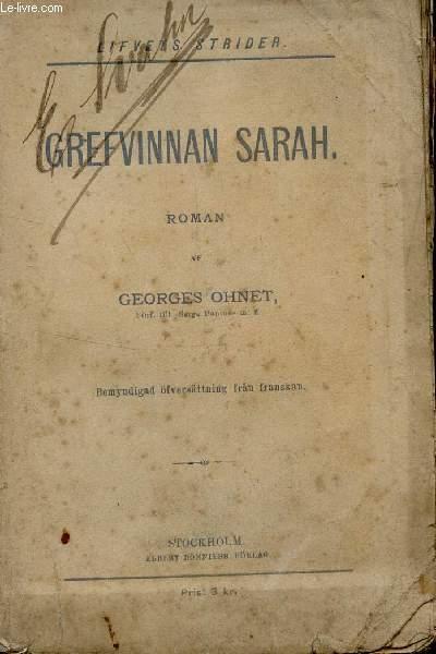 GREFVINNAN SARAH.