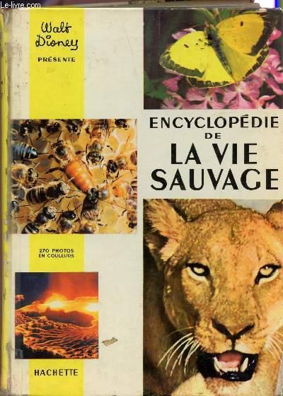 ENCYCLOPEDIE DE LA VIE SAUVAGE.
