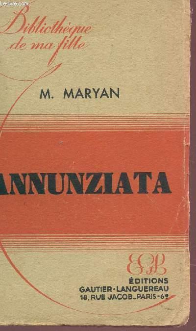 ANNUNZIATA / COLLECTION
