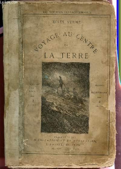 VOYAGE AU CENTRE DE LA TERRE /COLLECTION
