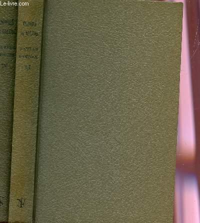 SPLENDEURS ET MISERES DES COURTISANES + LA COMEDIE HUMAINE / EN 2 VOLUMES : TOME III + TOME IV  DE LA COLLECTION