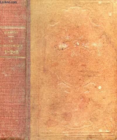 LE ROMAN COMIQUE - EN 1 VOLUMES EN 3 TOMES : TOMES PREMIER, DEUXIEME ET TROISIEME..