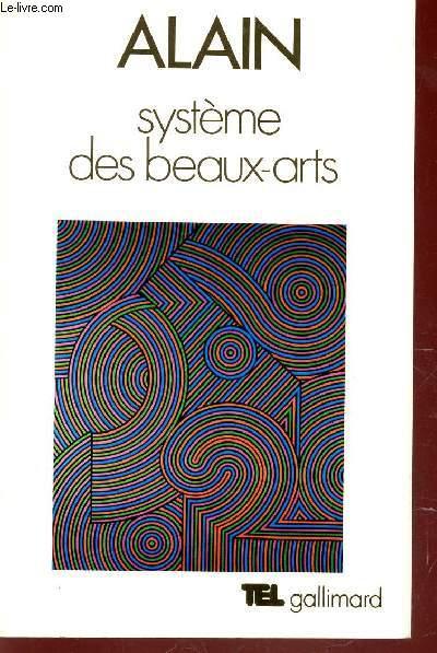SYSTÈME DES BEAUX-ARTS.