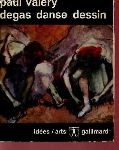 DEGAS DANSE DESSIN / COLLECTION IDEES.