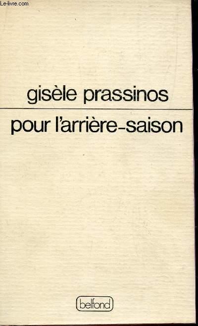 POUR L'ARRIERE PLAN -  POEMES.