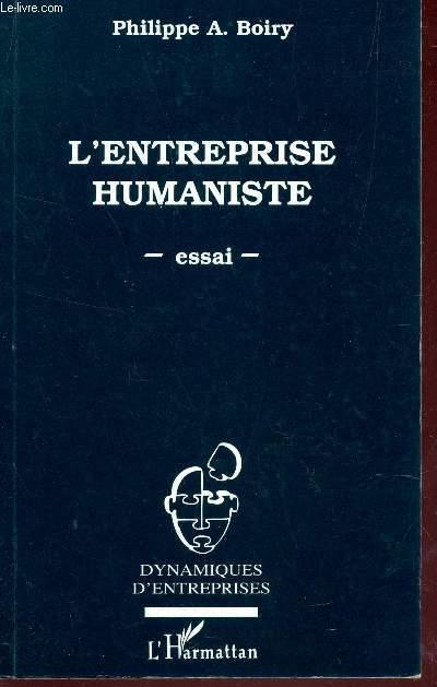 L'ENTREPRISE HUMANISTE -