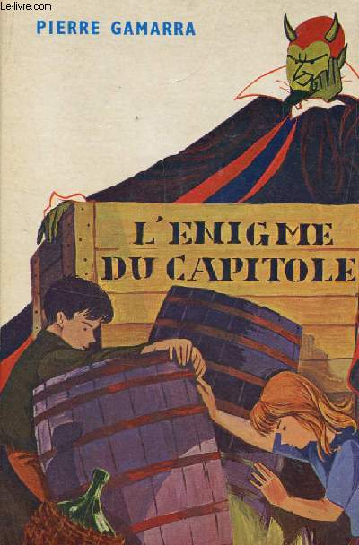 L'ENIGME DU CAPITOLE.