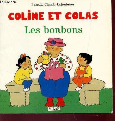 COLINE ET COLAS - LES BONBONS.