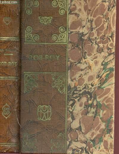 ROB-ROY - D'APRES WALTER SCOTT.