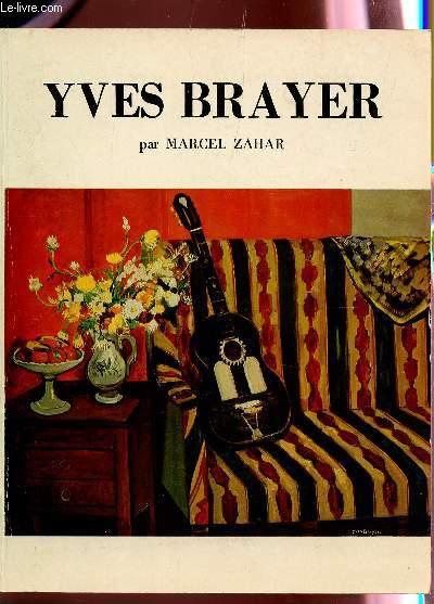 YVES BRAYER - PELERIN DE LA MEDITERRANEE - EXPOSITION A LA GALERIE TAYLOR DU 10 JUIN AU 30 JUILLET 1994.
