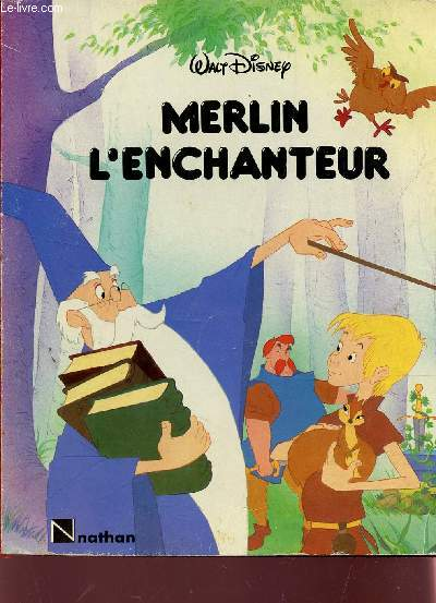 MERLIN L'ENCHANTEUR.