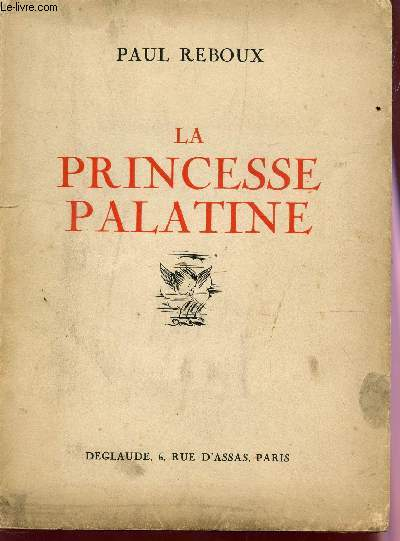 LA PRINCESSE PALATINE.