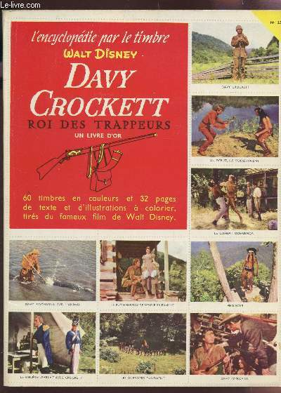 DAVID CROCKETT, ROI DES TRAPPEURS  / COLLECTION
