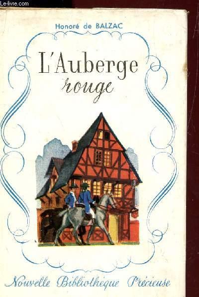 L'AUBERGE ROUGE / MAITRE CORNELIUS.