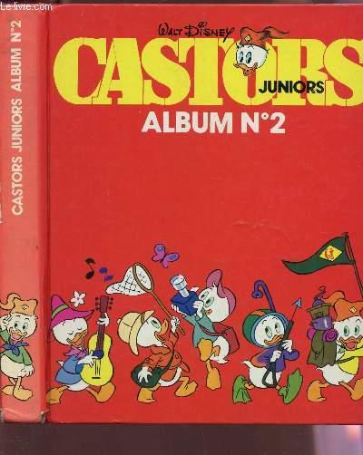 CASTORS JUNIORS - ALBUM N�2 : NUMEROS 6 A 10 INCLUS.