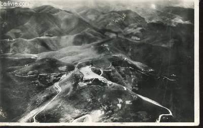 1 PHOTO-CARTE POSTALE EN NOIR ET BLANC DIMENSION 9 X 14 Cm : TONKIN (VIET NAM) - FORT DE LANG-SON - N°34 - DATE DU 1er JANVIER 1949.